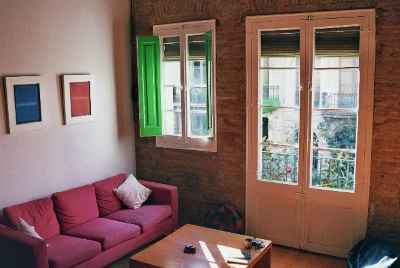 Apartment with touristic license in prime area of Barcelona